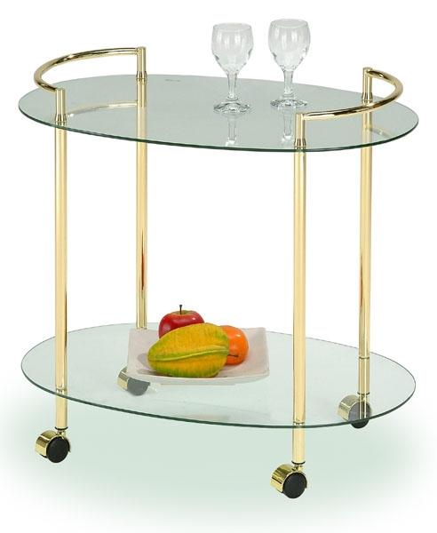 Столик сервировочный на колесиках  SC 5012