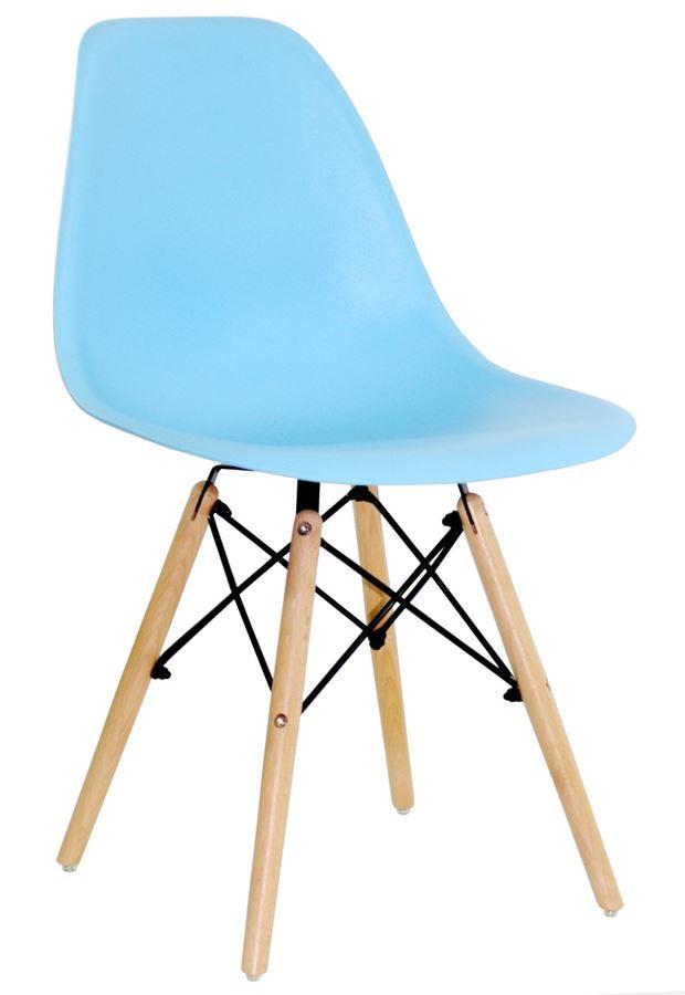 Стул 638 Eames (Blue 50)