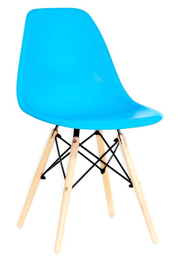 Стул 638 Eames (BLUE 51)